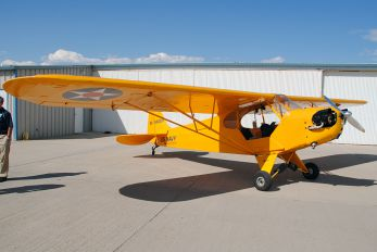 N6125H - American Airpower Heritage Museum (CAF) Piper J3 Cub