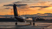 HA-LQC - Malev de Havilland Canada DHC-8-400Q / Bombardier Q400 aircraft