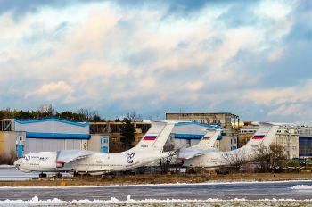 RA-76454 - Gromov Flight Research Institute Ilyushin Il-76 (all models)