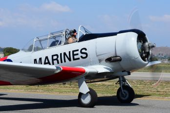N96281 - American Airpower Heritage Museum (CAF) North American Harvard/Texan (AT-6, 16, SNJ series)
