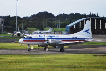 ZK-KFH - Air Freight NZ Convair CV-580
