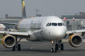 G-TCDD - Thomas Cook Airbus A321