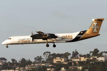 N400QX - Alaska Airlines - Horizon Air de Havilland Canada DHC-8-400Q / Bombardier Q400