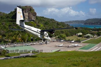 PJ-WCA - Winair de Havilland Canada DHC-6 Twin Otter
