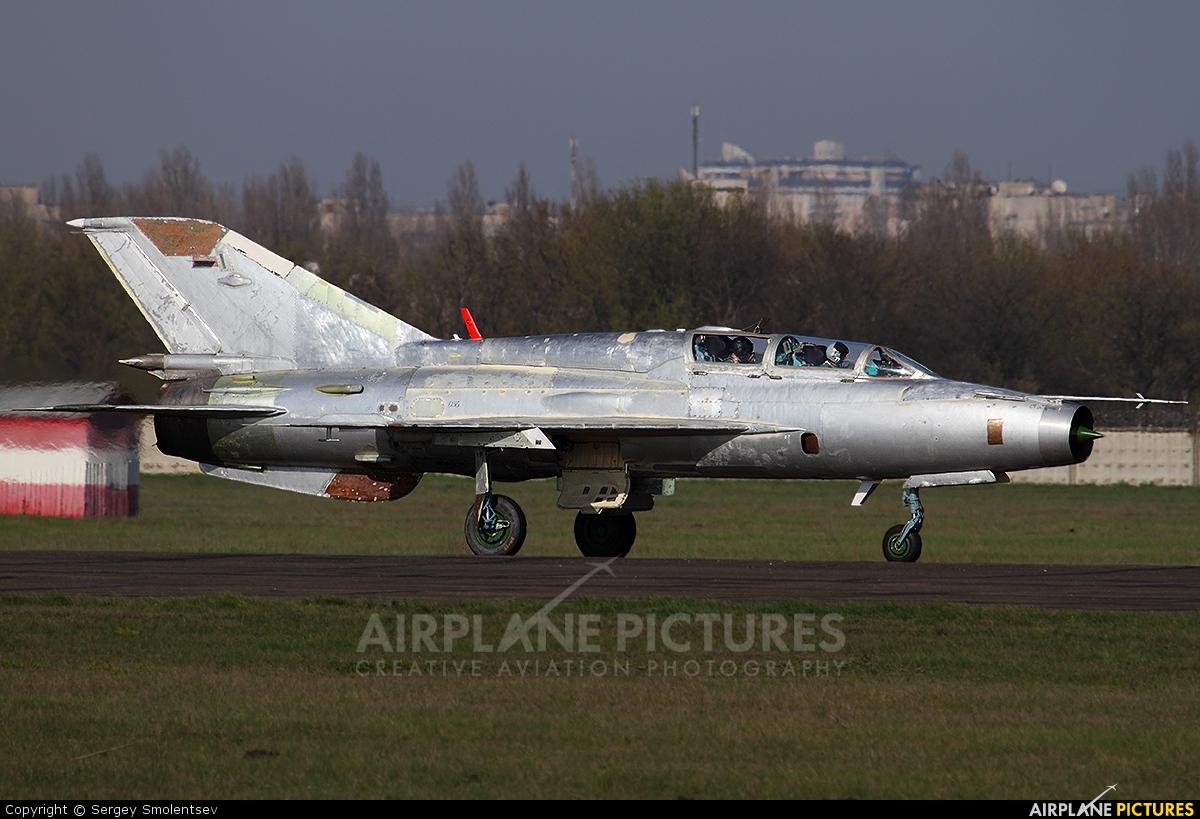 Croatia - Air Force - aircraft at Odessa Intl