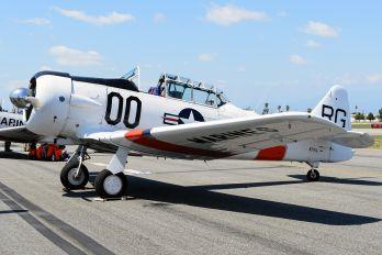 N3171G - Private North American Harvard/Texan (AT-6, 16, SNJ series)