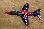 XX201 - Royal Air Force British Aerospace Hawk T.1/ 1A aircraft