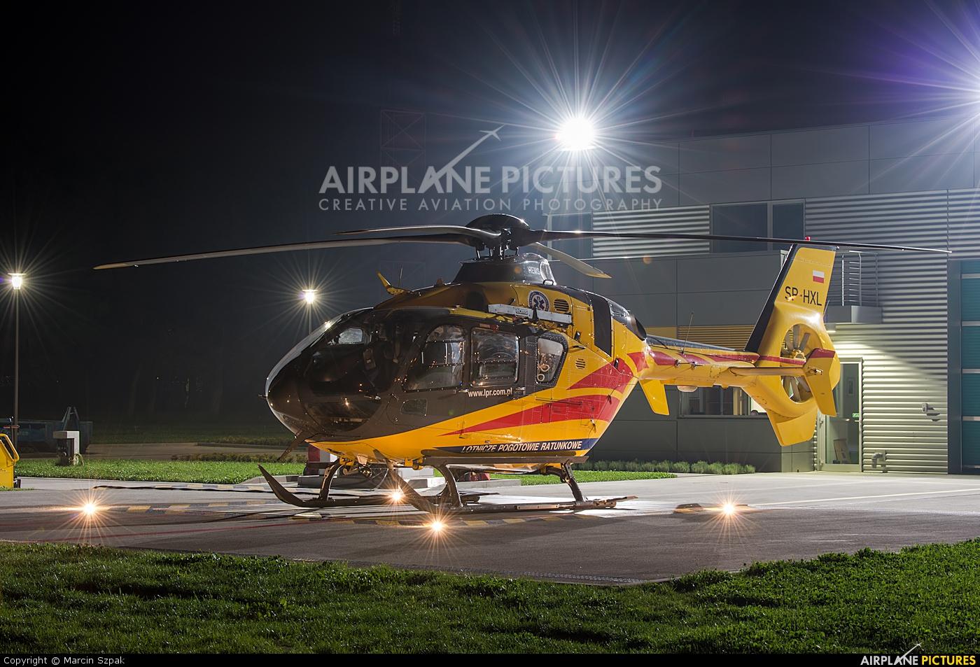 Polish Medical Air Rescue - Lotnicze Pogotowie Ratunkowe SP-XHL aircraft at Wrocław - Copernicus