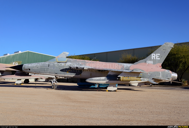 USA - Air Force 61-0086 aircraft at Tucson - Pima Air & Space Museum