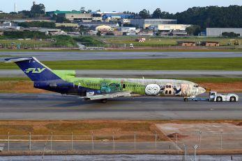 PP-JUB - Fly Linhas Aéreas Boeing 727-200
