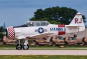 N98RJ - Private North American Harvard/Texan (AT-6, 16, SNJ series) aircraft