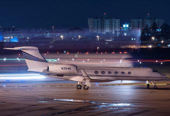 N3546 - Private Gulfstream Aerospace G-V, G-V-SP, G500, G550
