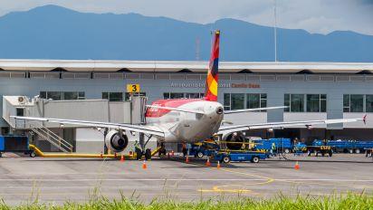 N401AV - Avianca Airbus A320