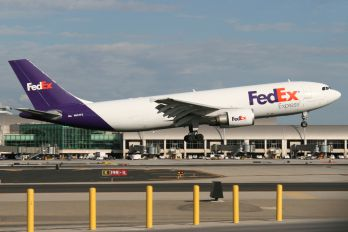 N657FE - FedEx Federal Express Airbus A300F