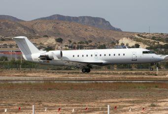 EC-GYI - Air Nostrum - Iberia Regional Canadair CL-600 CRJ-200