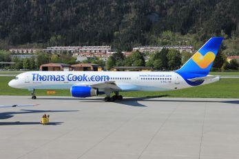 G-FCLI - Thomas Cook Boeing 757-200