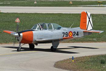 EC-JKM - Fundació Parc Aeronàutic de Catalunya Beechcraft T-34A Mentor