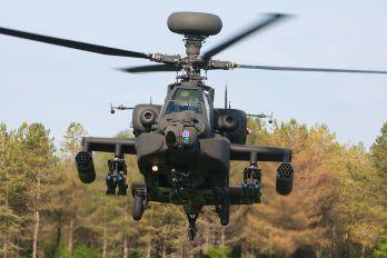 ZJ214 - British Army Westland Apache AH.1