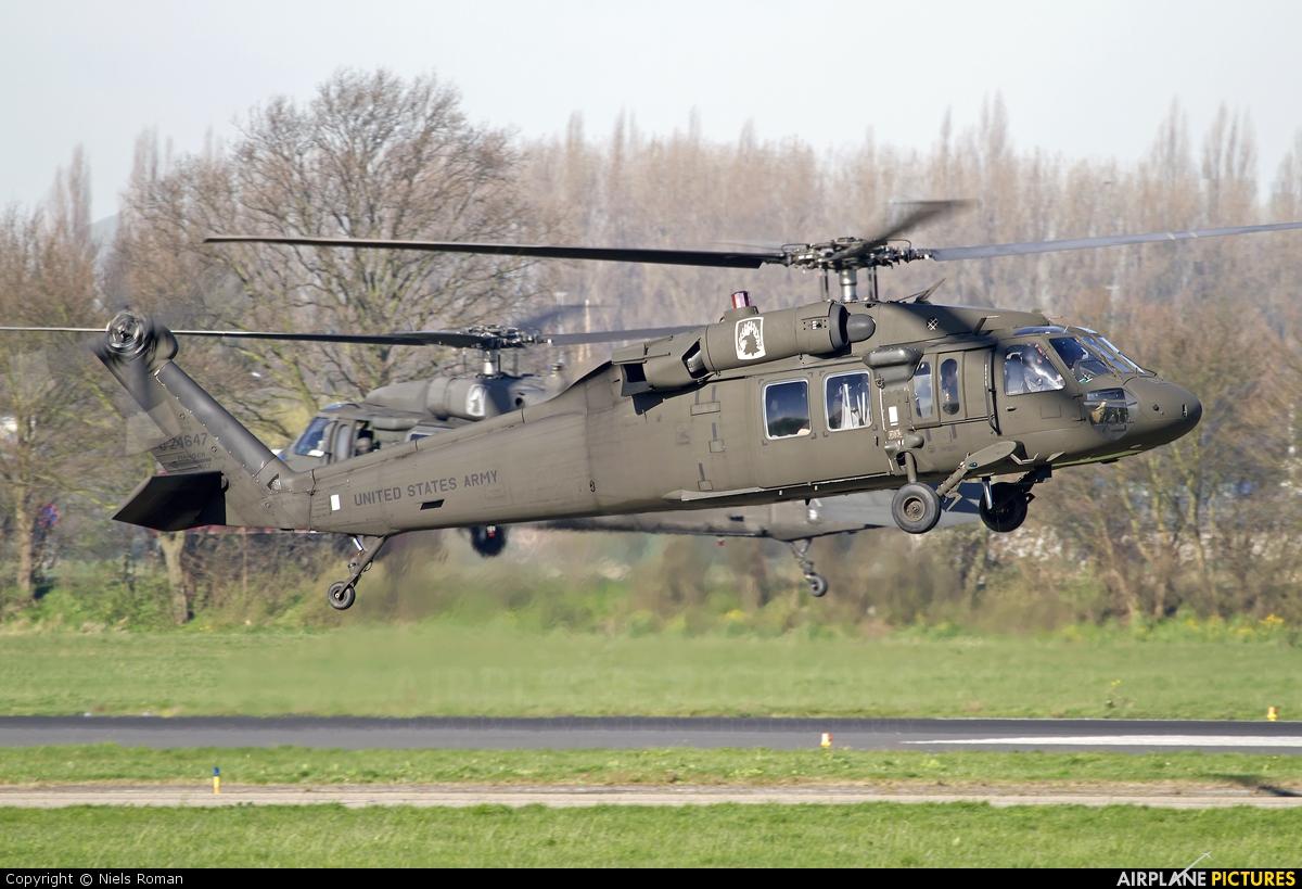 USA - Army 87-24647 aircraft at Rotterdam