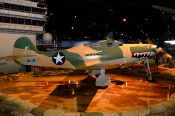 NX40A - Private Bell P-39-Airacobra