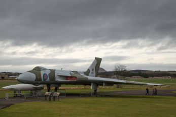 XM597 - Royal Air Force Avro 698 Vulcan B.2