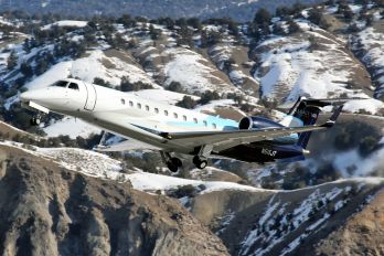 N515JT - Private Embraer EMB-600 Legacy 600