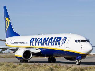 EI-DLE - Ryanair Boeing 737-800