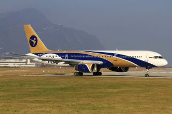 EI-EWT - I-Fly Airlines Boeing 757-200