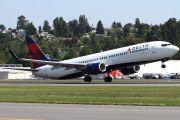 N821DN - Delta Air Lines Boeing 737-900ER aircraft