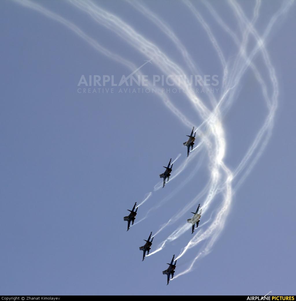 Kazakhstan - Air Force - aircraft at Astana