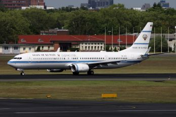 9K-GCC - Kuwait - Government Boeing 737-900 BBJ3