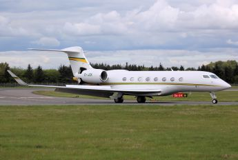EI-JSK - Private Gulfstream Aerospace G650, G650ER