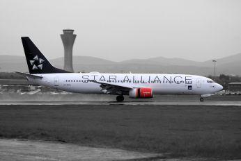 LN-RRW - SAS - Scandinavian Airlines Boeing 737-800