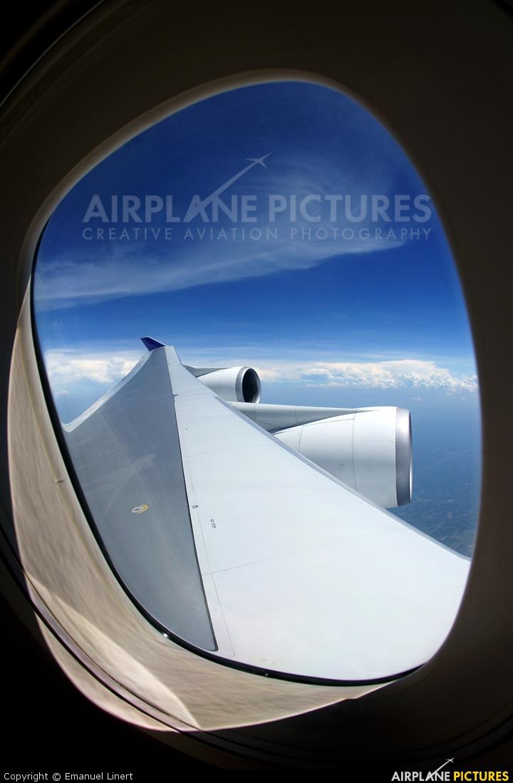 Thai Airways HS-TGF aircraft at In Flight - Thailand