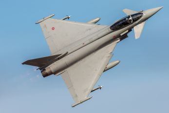 CSX7305 - Italy - Air Force Eurofighter Typhoon S