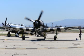 NX47FG - Private Republic P-47G Thunderbolt