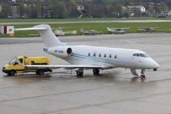 SP-CON - Blue Jet Bombardier BD-100 Challenger 300 series