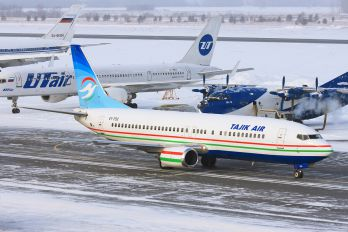 EY-753 - Tajik Air Boeing 737-400