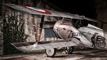 N3588 - France - Air Force Nieuport 24