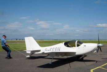 G-CCOV - Private Europa Aircraft Europa