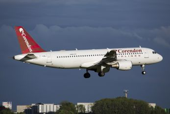 YL-LCL - Corendon Airlines Airbus A320