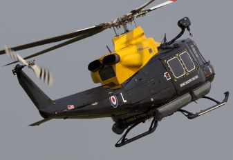 ZJ241 - Royal Air Force Bell 412EP Griffin HT.1
