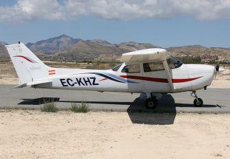 EC-KHZ - Aeroclub de Alicante Cessna 172 Skyhawk (all models except RG)