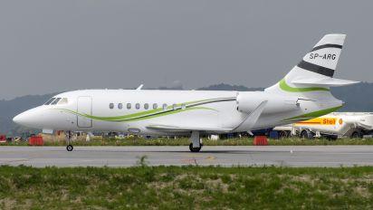 SP-ARG - Private Dassault Falcon 2000S