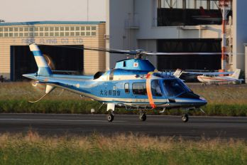 JA971V - Japan - Police Agusta Westland AW109 E Power Elite