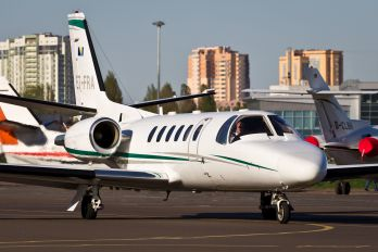 E7-FRA - Private Cessna 550 Citation Bravo