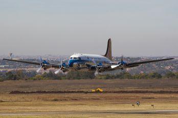 ZS-AUB - South African Airways Historic Flight Douglas DC-4