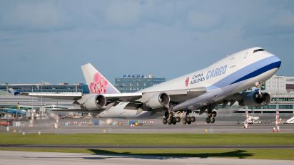 B-18716 - China Airlines Cargo Boeing 747-400F, ERF