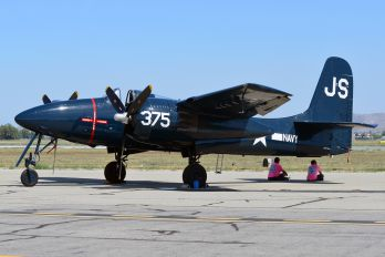 NX379AK - Private Grumman F7F Tigercat