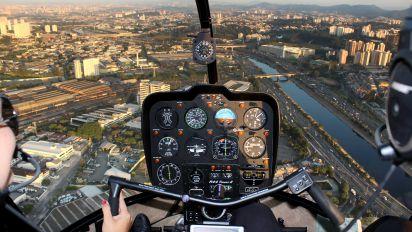 PPCLD - Bravo Escola de Aviação Civil Robinson R44 Astro / Raven